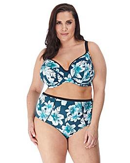 Elomi Island Lily Plunge Bikini Top