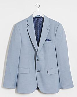 Blue Jeffrey Regular Fit Suit Jacket