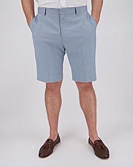 Blue Jeffrey Regular Fit Suit Trouser