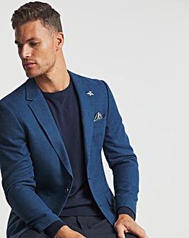 Navy Darren Regular Fit Blazer