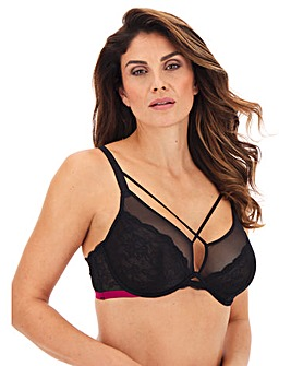Dorina Curves Eden Eco Plunge Wired Bra