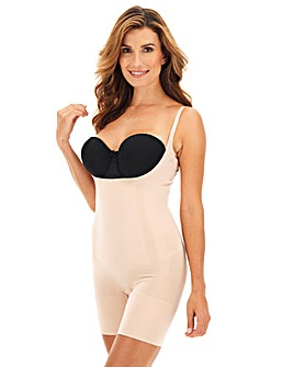 Spanx Oncore Open Bust Thigh Body
