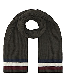 Block Striped Scarf