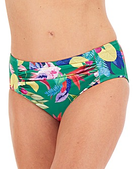 Dorina Curves Merida Eco High Leg Hipster Bikini Brief