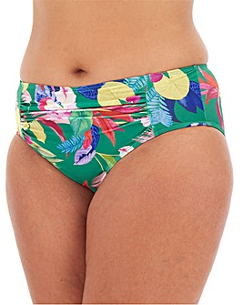 Dorina Curves Merida Eco High Leg Hipster Bikini Brief