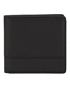 Flip Wallet with Internal Zip