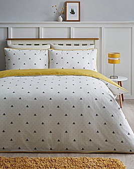 Bees 180 Thread Count Duvet Set