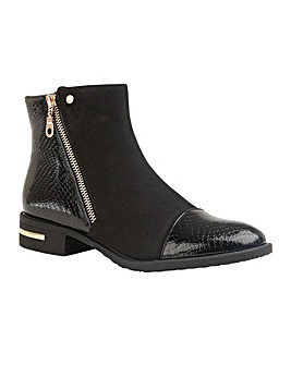Lotus Coppice Ankle Boots Standard D Fit