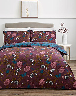 Rai Floral Duvet Cover Set