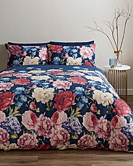 Indra Digital Print 180 Thread Count Cotton Duvet Set