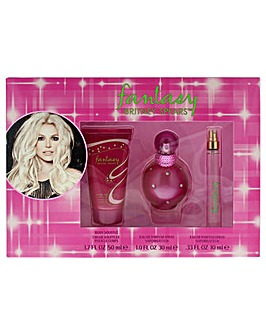 Britney Spears Fantasy Eau De Parfum Gift Set For Her