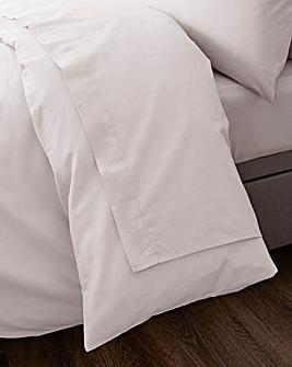 Easy-Care Plain Dye Flat Sheet