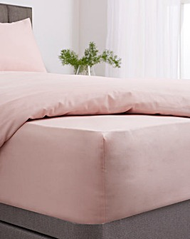 Easy-Care Extra Deep Fitted Sheet