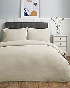 Super Soft Brushed Cotton Duvet Cover
