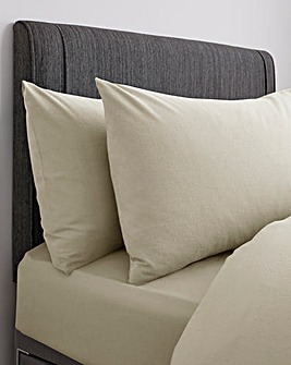 Super Soft Brushed Cotton Pillowcases