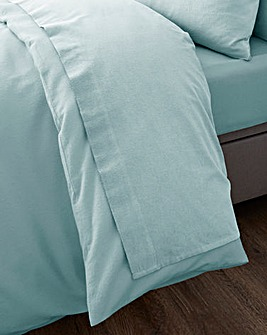 Super Soft Brushed Cotton Extra Wide Flat Sheet