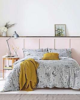 Joules Imogen 180 Thread Count Cotton Duvet Set