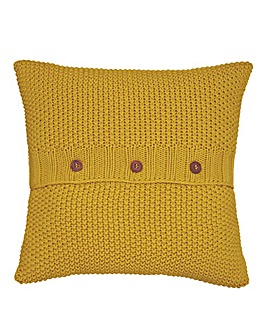Joules Moss Stitch Cushion