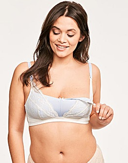 Juliette Lace Non Wired Nursing Bra