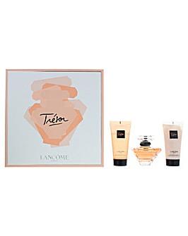 Lancome Tresor Eau De Parfum Gift Set For Her