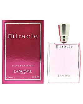 Lancome Miracle Eau De Parfum Spray For Her