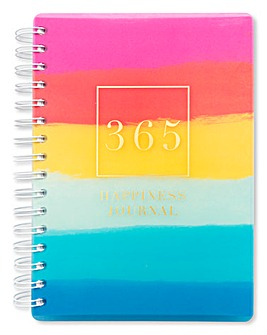 365 Days of Happiness Journal