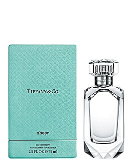 Tiffany Sheer 75ml EDP