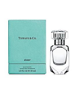 Tiffany Sheer 30ml EDP