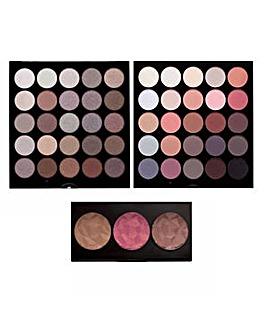 MUA Makeup Academy Palette Set