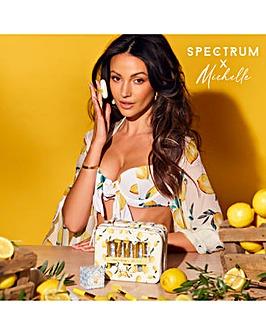 Spectrum Collections Michelle Keegan Uplifting Lemon Travel Set