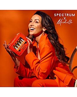 Spectrum Collections Michelle Keegan Sunset Orange Travel Set