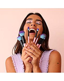 Spectrum 10 Piece Essential Makeup Brush Set