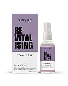 Beauty Pro Revitalising Vitamin CAKE Daily Serum 30ml