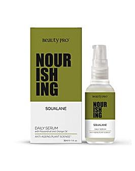 Beauty Pro Nourishing Squalane Daily Serum 30ml