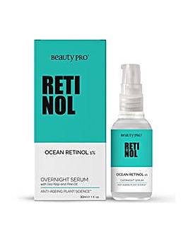 Beauty Pro Retinol 1% Overnight Serum 30ml