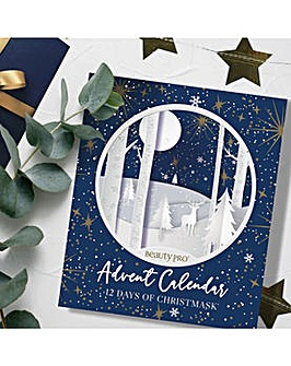 Beauty Pro 12 days of Christmask Advent Calendar