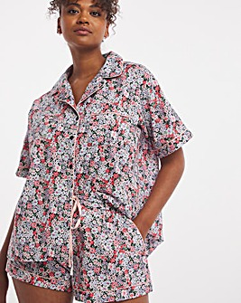 Nobodys Child Floral Print Short Pyjama Set