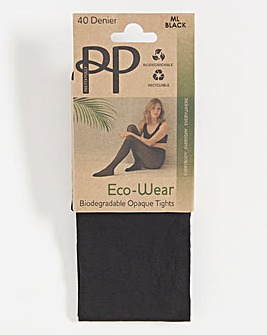 Pretty Polly 40D Opaque Biodegradable Tight