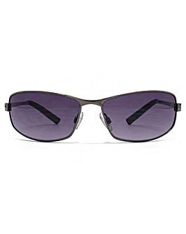 FCUK Metal Wrap Sunglasses