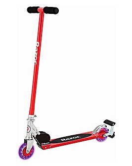 Razor S Spark Sport Scooter - Red