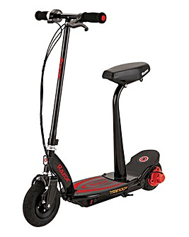 Razor Power Core E100s 24V Seated Scooter - Red