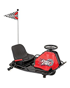 Razor Crazy Cart 24 Volt Drift Machine