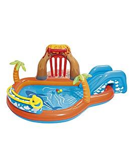 Bestway Lava Lagoon Play Centre Pool