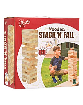 Garden Games Giant Stack n Fall