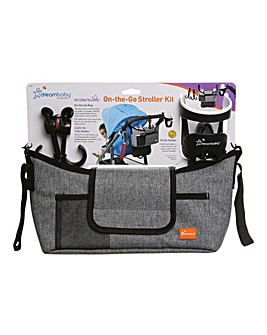 Dreambaby On-the-Go Stroller Kit