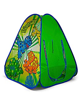 Dinosaur Pop Up Tent