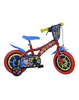 Dino Bikes Paw Patrol 12 inch Bike