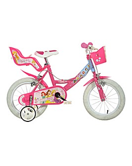 Dino Bikes Disney Princess 14 inch Bike