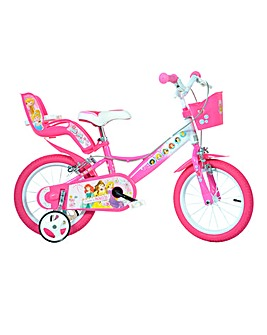Dino Bikes Disney Princess 14 inch Bike