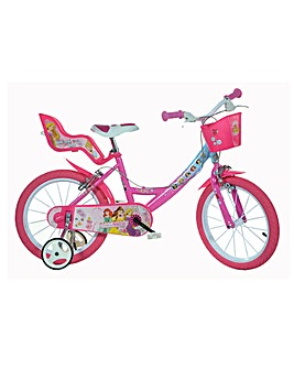 Dino Bikes Disney Princess 16 inch Bike
